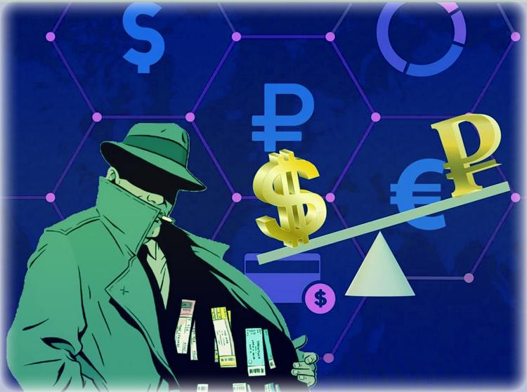 торговля кросс курсами, доллар и евро