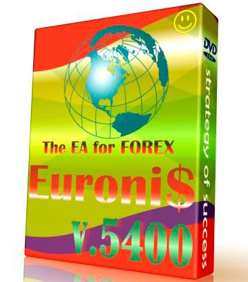 Советник Euronis, особенности торговли советником— скальпером на рынке Форекс