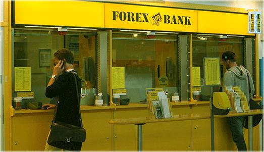 банковский форекс по России