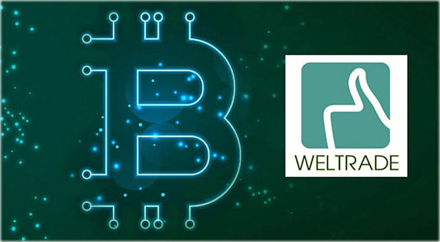 Торговля криптовалютой с надежным брокером WelTrade