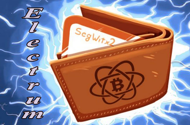 Electrum кошелёк