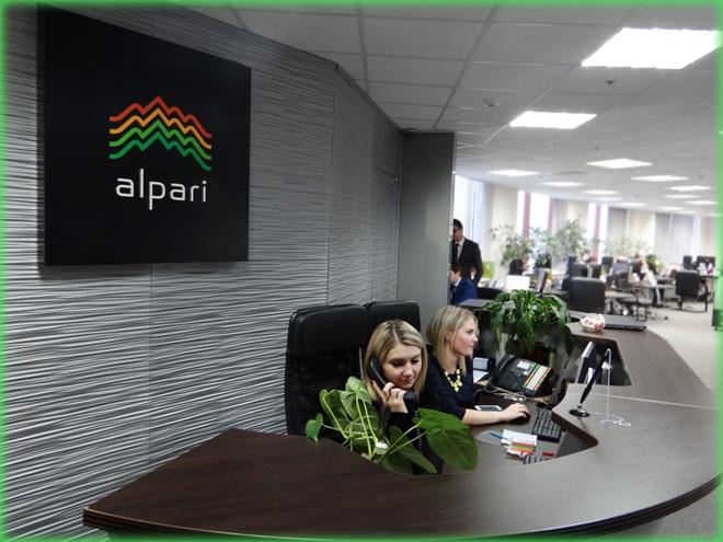 Обучение с Alpari на демо счёте
