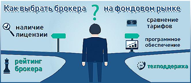 Как выбрать брокера для торговли на фондовом рынке? 5 советов, которыми нельзя пренебрегать