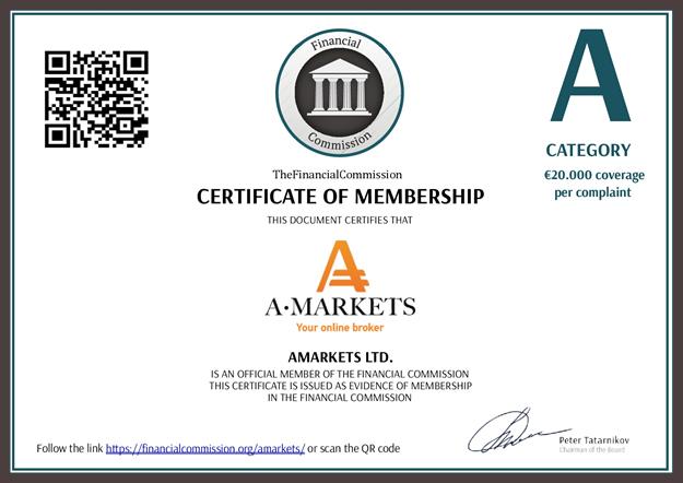 отзывы и сертификат амаркетс