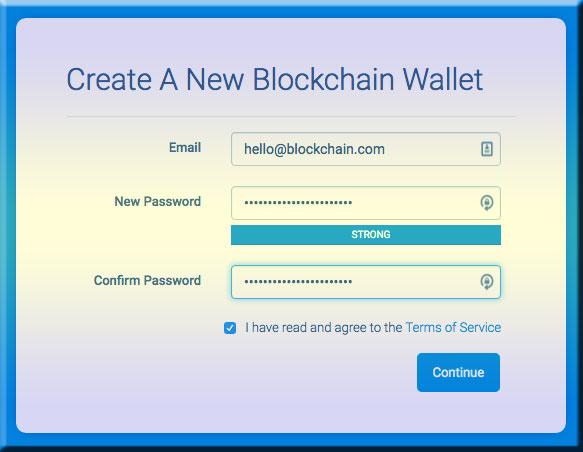 аккаунт блокчейн заработать