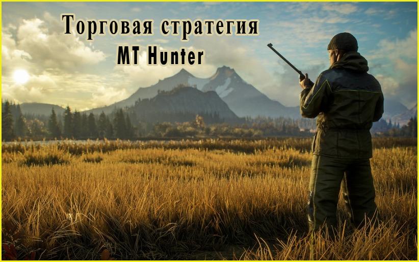 MT Hunter — торговая стратегия Форекс для терминала MT4 и 5
