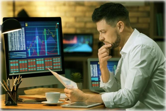 биржа акций для начинающих