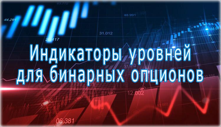 Индикаторы уровней для бинарных опционов. Обзор 4 самых точных современных алгоритмов