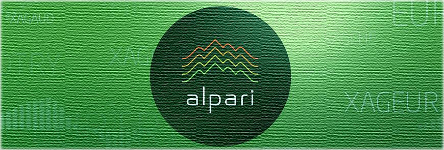 бренд Альпари Российский