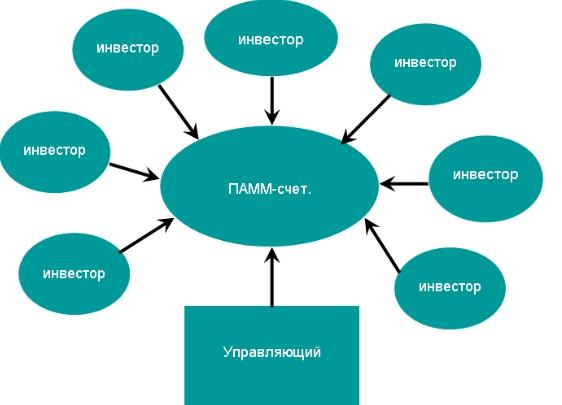 Инвесторы в ПАММ-счет
