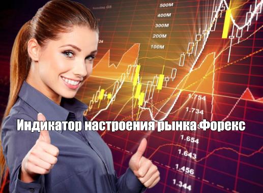 Индикатор настроения рынка Форекс для MT4. Обзор, настройки и примеры торговли по нему