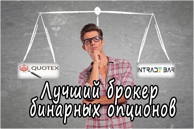 Лучший брокер БО (бинарных опционов) в России на 2021 год