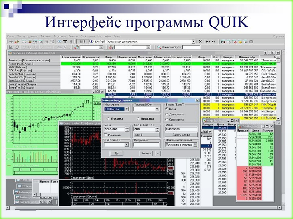 Quik программа