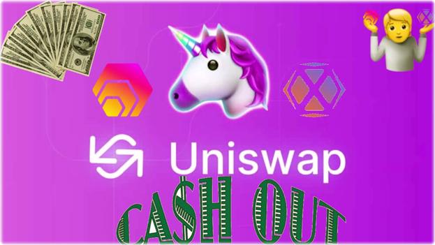 сервис криптовалюты Uniswap