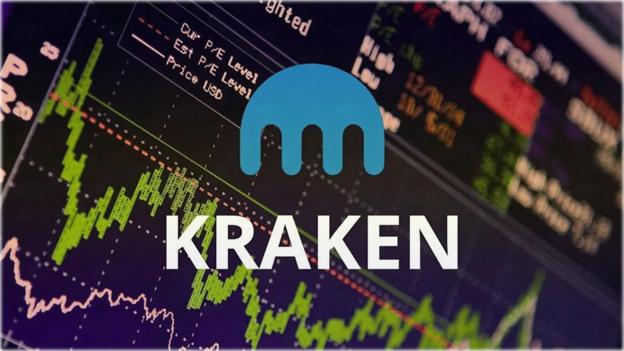 биржа с русскоязычным интерфейсом Kraken