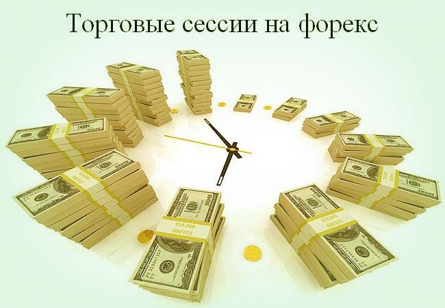 время для торговли