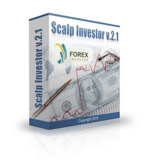 Бесплатный Форекс робот Scalp Investor 2.1