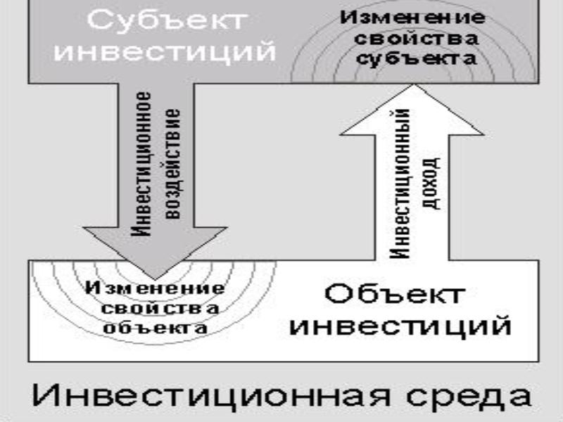 Инвестиционная стратегия и ее среда