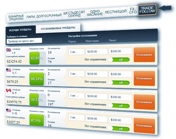 Мобильные версии и отзывы о этих платформах