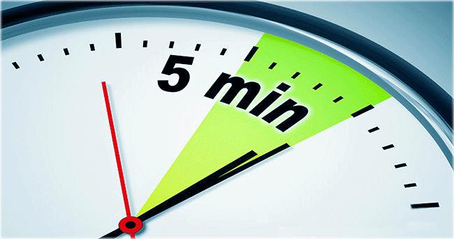 стратегии 5 минут