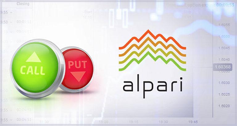 бинарные опционы, тактики с альпари