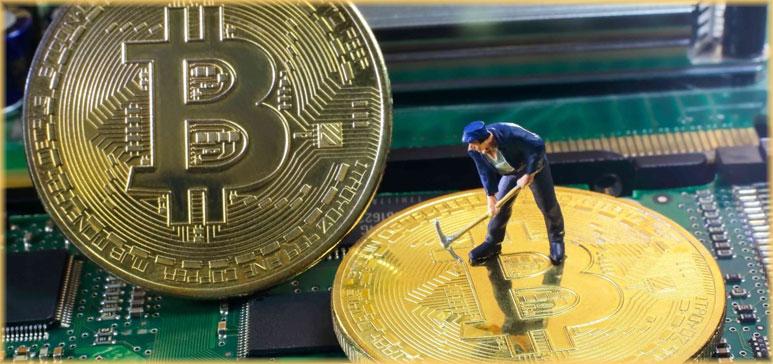 из истории криптовалюты