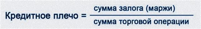 формула по margin level