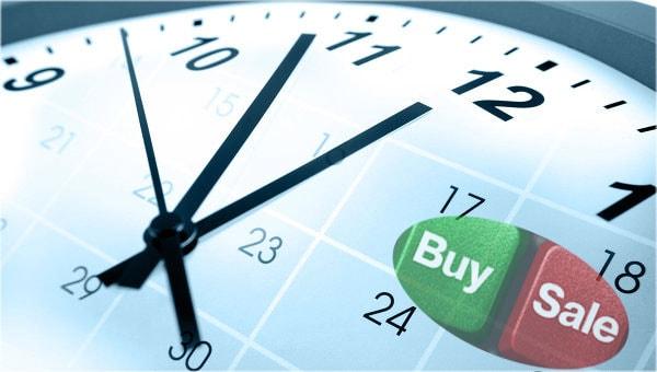 В какое время лучше вести торговлю бинарными опционами?