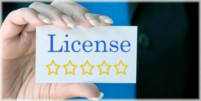 о лицензиях в общем