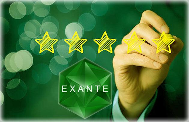 Обзор и отзывы пользователей. Exante - надежный брокер. Новости об Exant