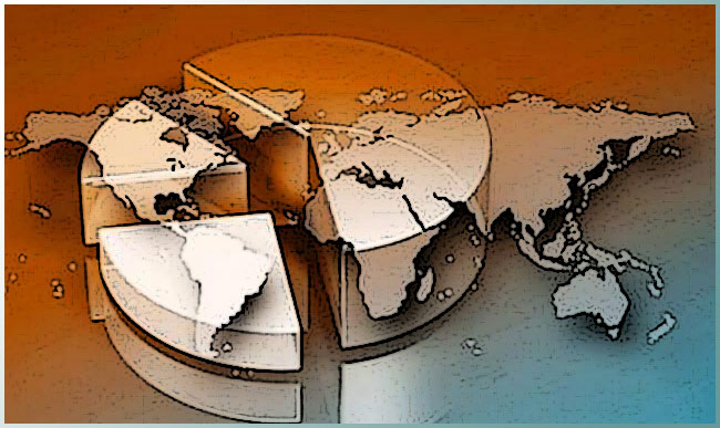 мировые обороты форекса