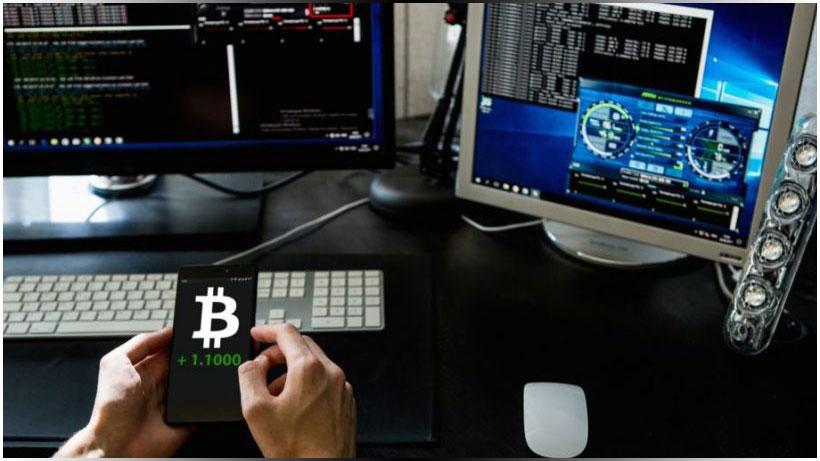 компьютерный майнинг с программой, насколько выгодно