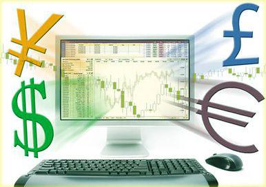 Игра на фондовой бирже Форекс