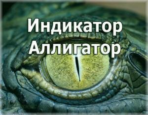 Использование индикаторов Аллигатора
