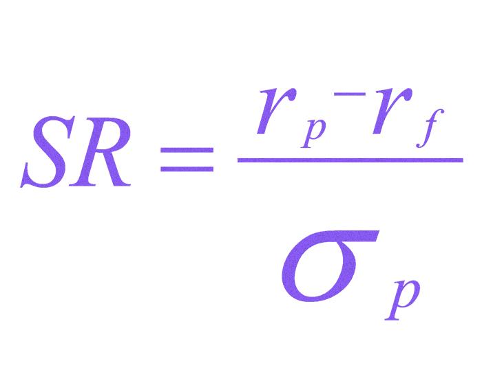 Коэффициент Шарпа (Sharpe Ratio), как его определить. Формула расчета коэффициента