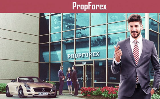 PropForex.co отзывы о компании. Как пройти конкурсный отбор и стать управляющим трейдером?