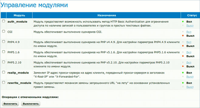 vps хостинг, возможные услуги