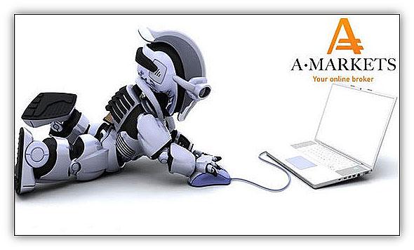 Автоматические роботы и советники от компании AMarkets
