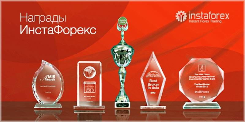 мировые, крупные награды