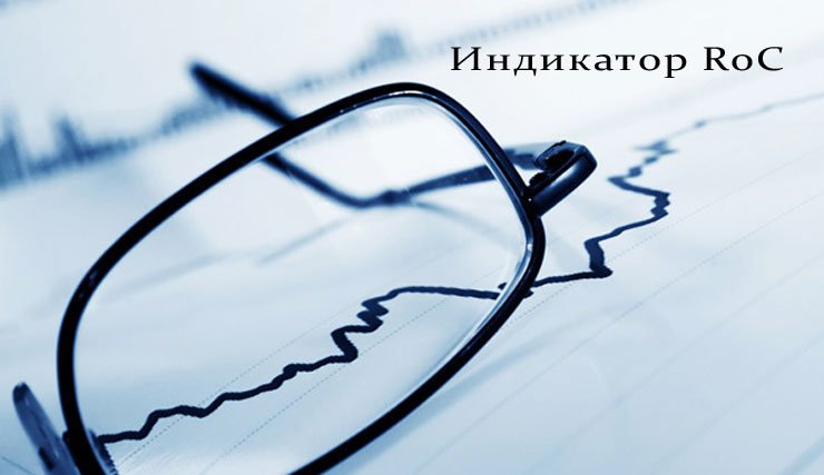 Индикатор RoC (Rate of Change)— описание, настройка и применение в торговле