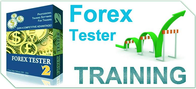 Forex Tester, инструкция и видео уроки по работе с программой