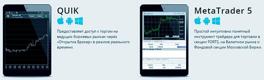 платформы компании
