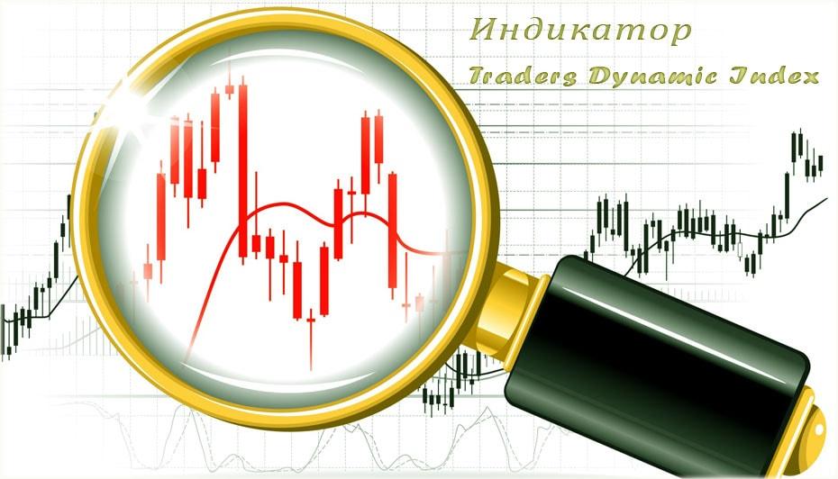 Индикатор Traders Dynamic Index + Visual Alerts, полное описание и применение в торговле
