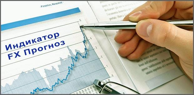 FX Прогноз— описание, преимущества и настройки индикатора определения тренда