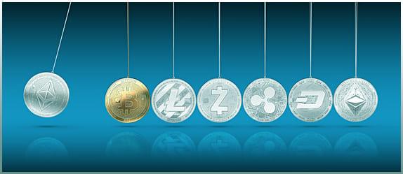 множество криптовалюты