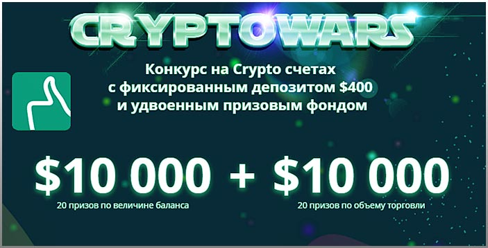 Обзор конкурса трейдеров «CRYPTOWARS» от WelTrade