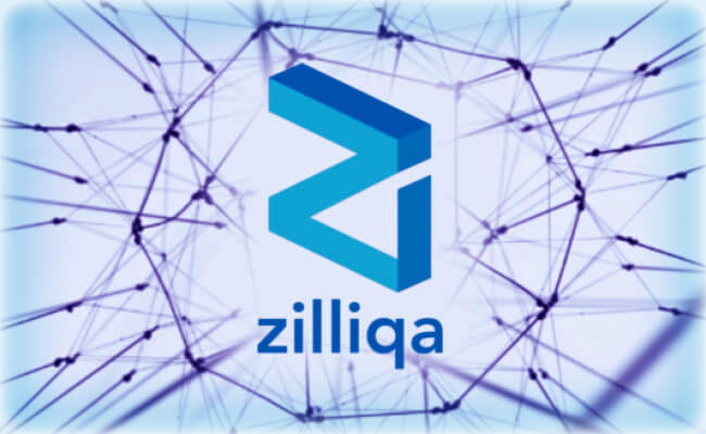 Zilliqa рост и падение